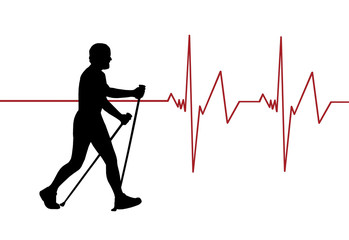 Nordic Walking zdowe serce